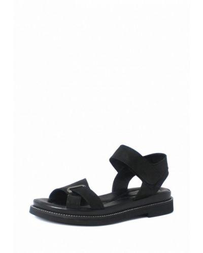 Черные сандалии Blizzarini