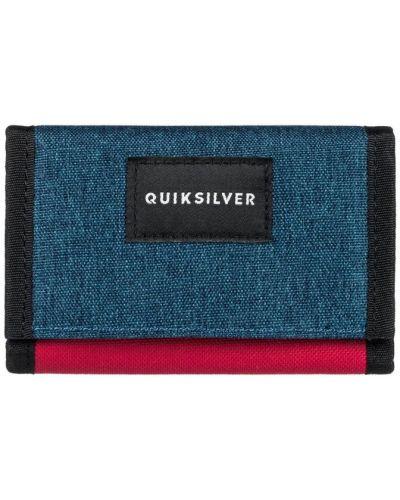 Красный кошелек Quiksilver
