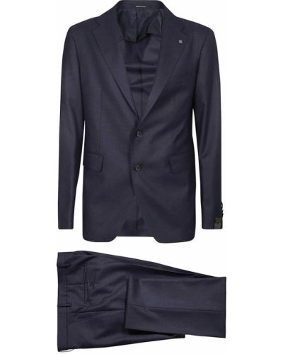 Niebieski garnitur Tagliatore