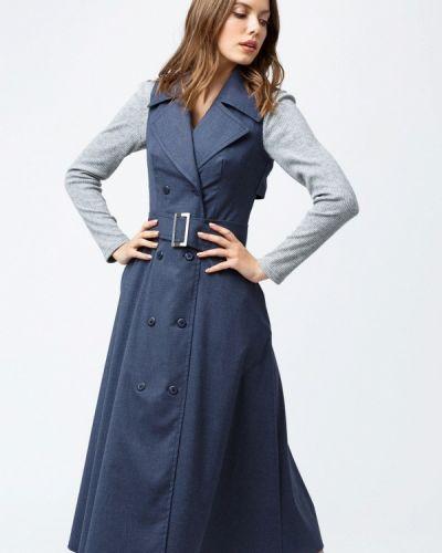 Однобортное платье Evercode