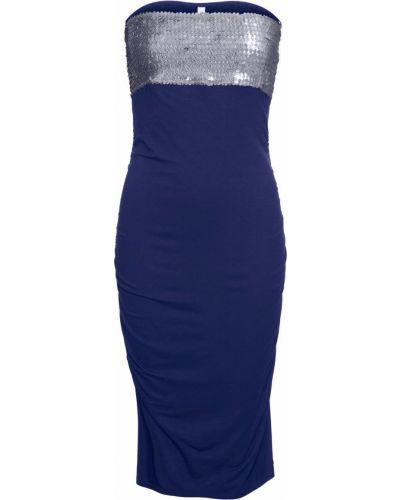 Платье с пайетками на торжество Bonprix