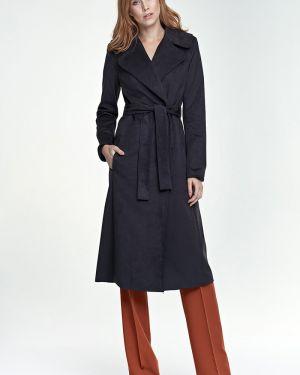 Długi płaszcz zimowy od płaszcza przeciwdeszczowego Nife