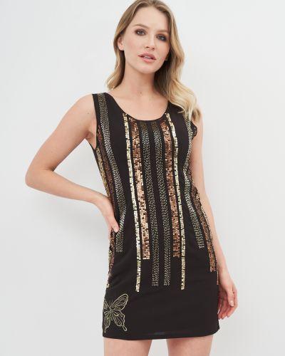Платье с вышивкой Desigual
