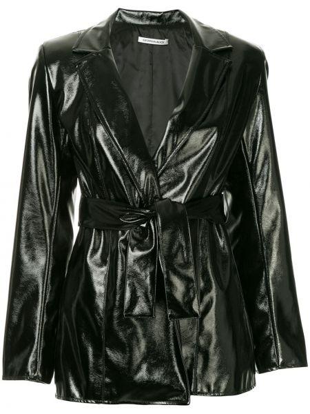 Черный пиджак Georgia Alice