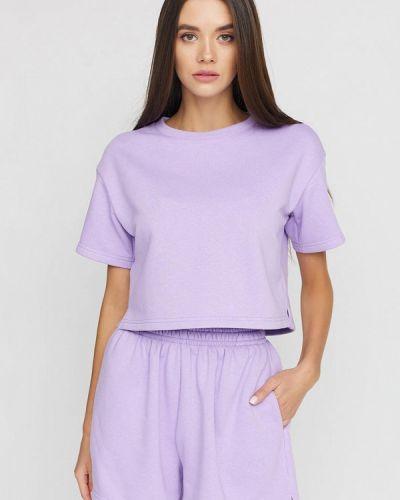 Костюмный фиолетовый спортивный костюм Cardo