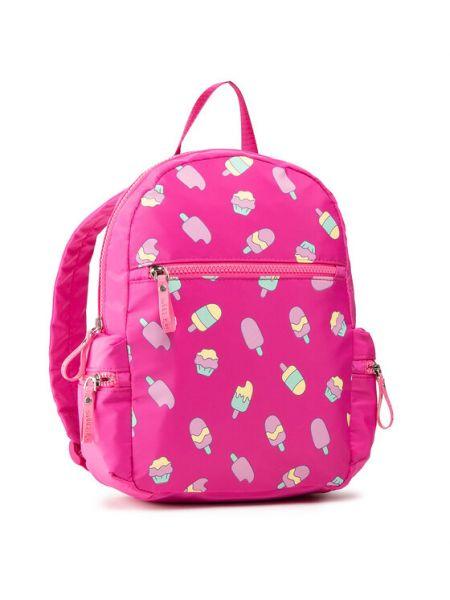 Różowy plecak Nelli Blu