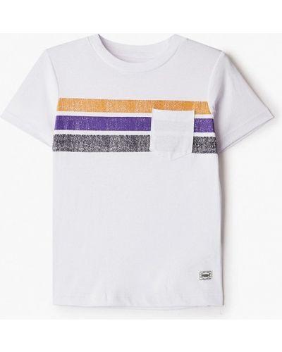 С рукавами белая футболка Produkt
