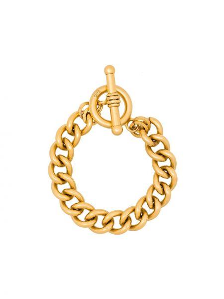 Bransoletka ze złota złoto metal Brinker & Eliza