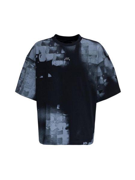 Czarna t-shirt A-cold-wall*