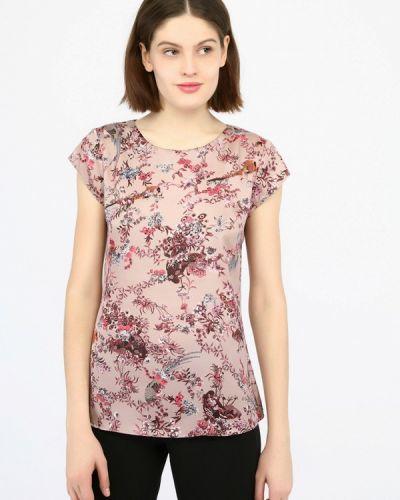 Розовая блузка Monton