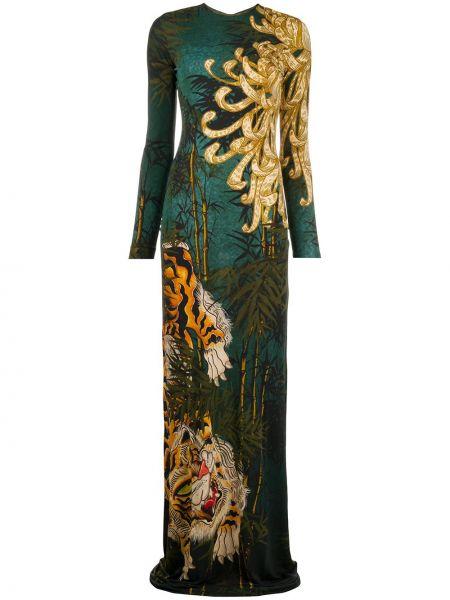 Платье с рукавами длинное Dsquared2