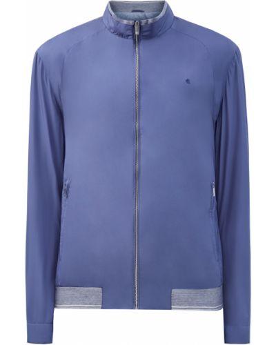 Куртка на молнии свободного кроя с карманами с воротником Cudgi