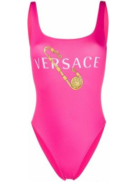 Пляжный купальник с шортами Versace