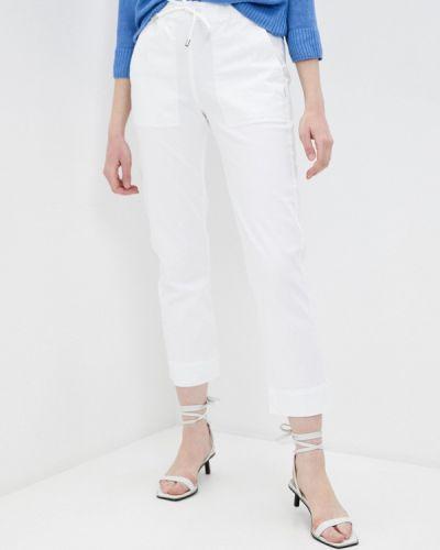 Белые брюки Max Mara Leisure
