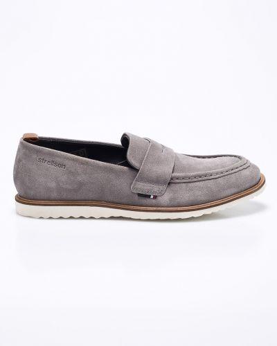 Серые туфли Strellson