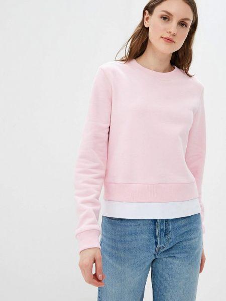 Розовая свитшот Teratai