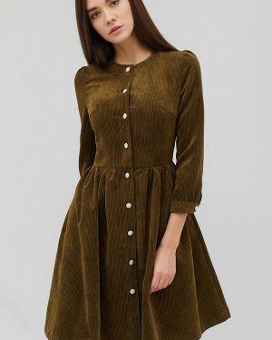 Платье хаки Cardo