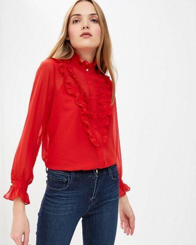 Блузка с рюшами осенняя Blugirl Folies