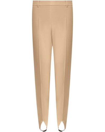 Спортивные брюки со стрелками со штрипками Givenchy
