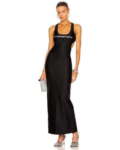 Klasyczna sukienka - czarna Alexander Wang