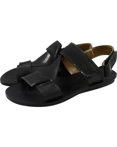 Кожаные сандалии Zlett
