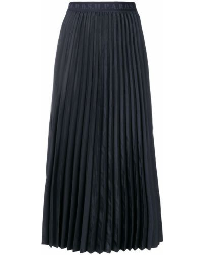 Плиссированная юбка миди P.a.r.o.s.h.