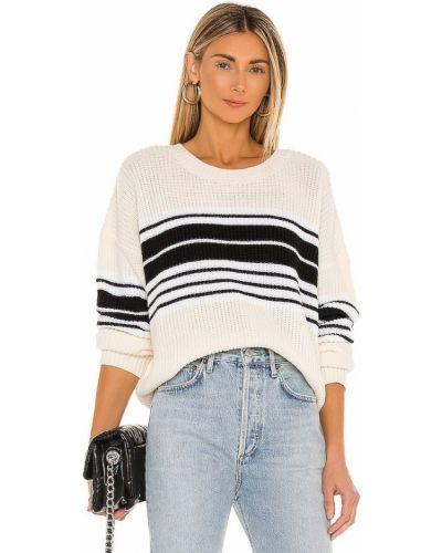 Белая текстильная свитер с нашивками Sanctuary