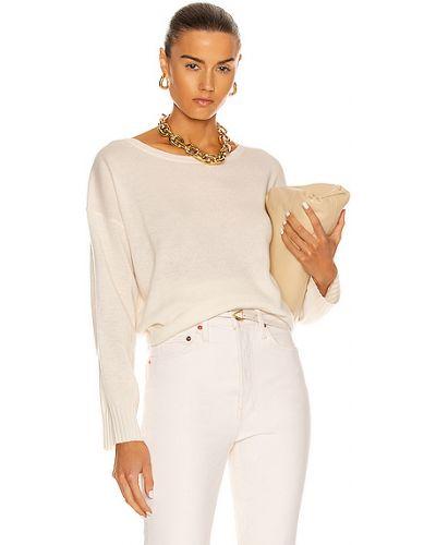 Кашемировый свитер - белый Nili Lotan