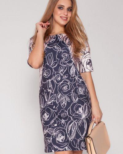 Синее платье Eliseeva Olesya