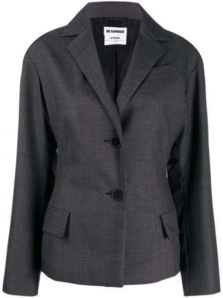 Желтая куртка Jil Sander Pre-owned