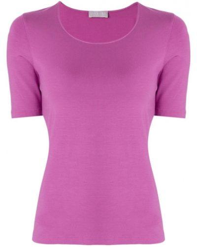 Базовая футболка - розовая Le Tricot Perugia