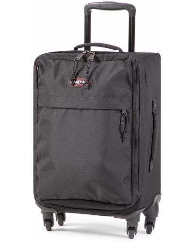 Czarna torebka materiałowa Eastpak