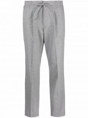 Укороченные брюки - серые Liska