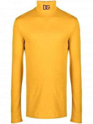 Golf - żółty Dolce And Gabbana