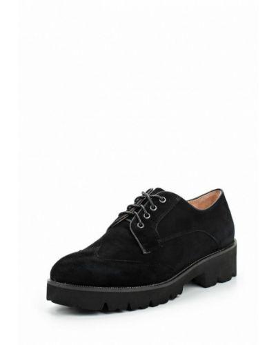 Черные ботинки Ekonika
