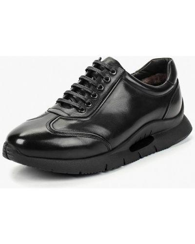 Кроссовки черные Marco Lippi