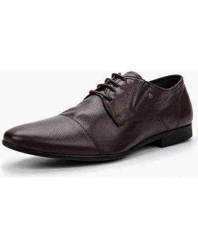 Коричневые туфли Dino Ricci