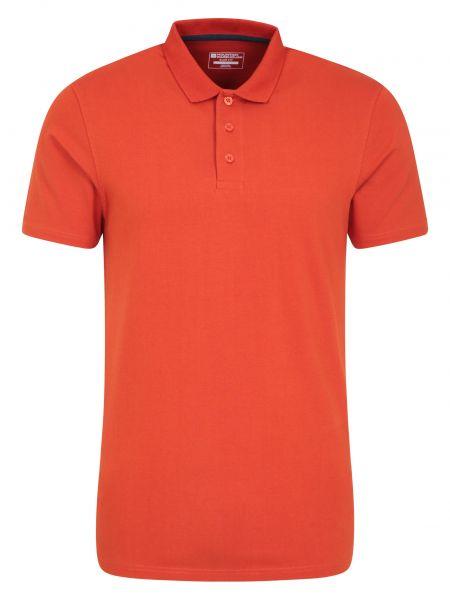 T-shirt - pomarańczowa Mountain Warehouse