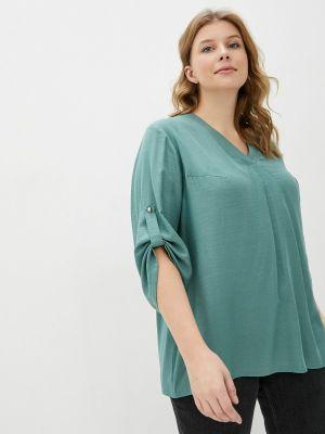Блузка - зеленая Intikoma