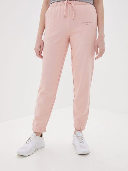 Спортивные брюки розовый весенний John Richmond