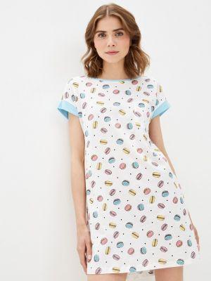 Домашнее белое платье Ovs