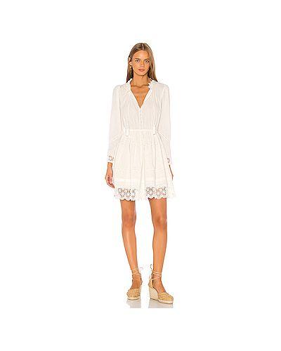 Платье с поясом на резинке с кисточками Ulla Johnson