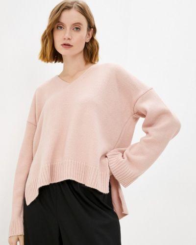 Пуловер - розовый Leotex