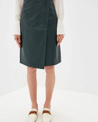 Кожаная юбка индийский French Connection