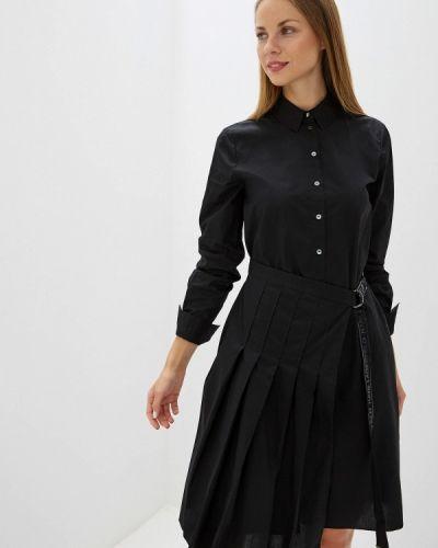 Платье платье-рубашка осеннее Karl Lagerfeld