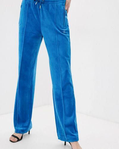 Синие спортивные брюки Juicy Couture