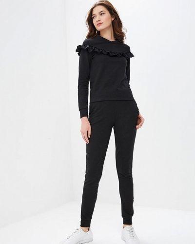 Спортивный костюм черный Numinou