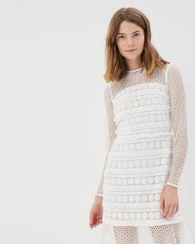 Белое платье River Island