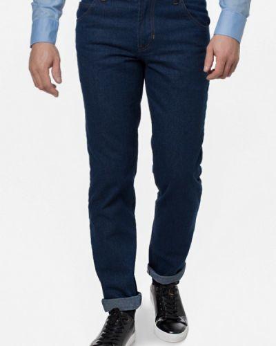 Прямые джинсы синий Arber