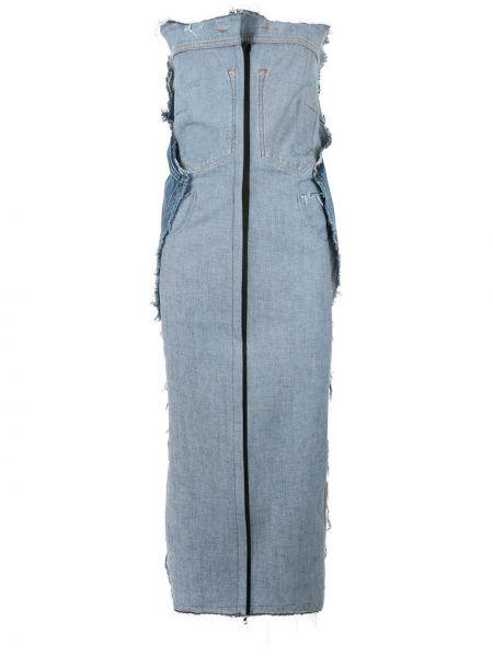Джинсовое платье Litkovskaya